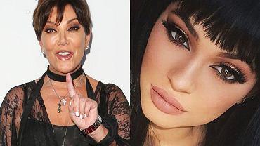 Kris i Kylie Jenner
