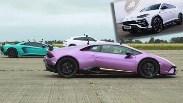 Pojedynek Lamborghini