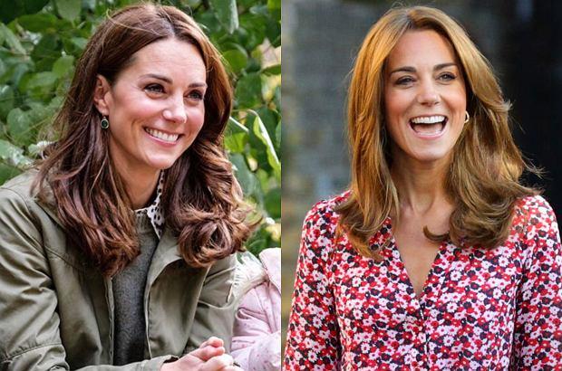 Nowa fryzura księżnej Kate
