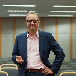 Psycholog Jacek Walkiewicz