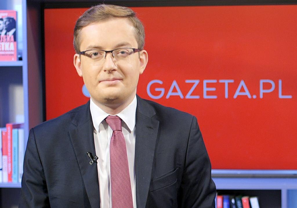 Robert Winnicki w porannej rozmowie Gazeta.pl