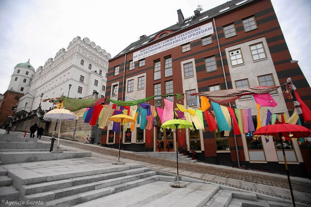 'Bollywood' w Szczecinie w dniu otwarcia