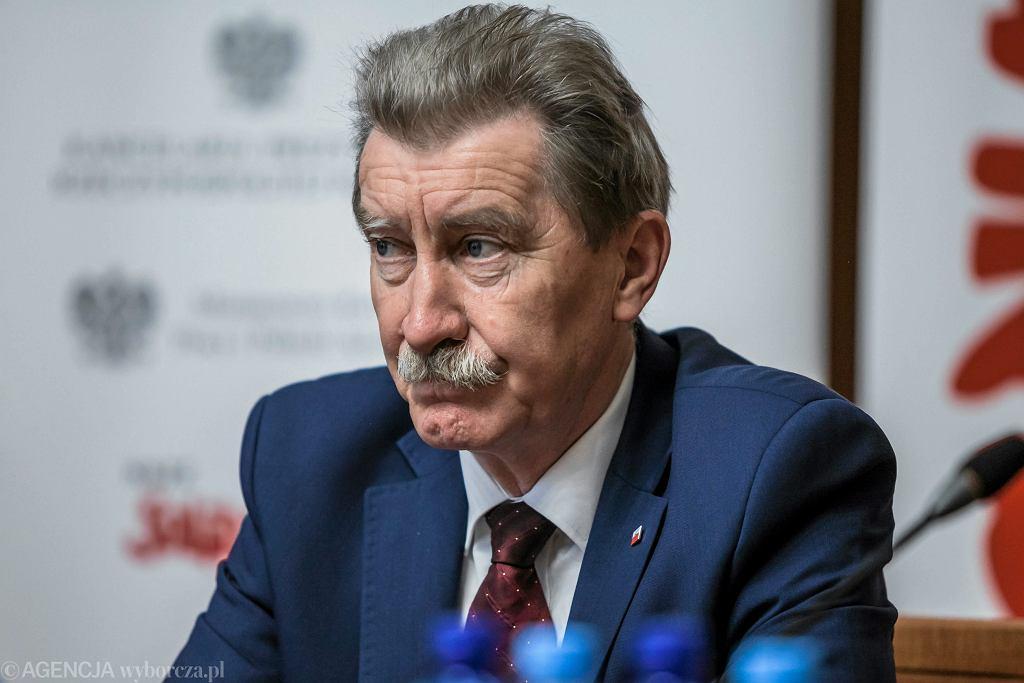 Stryj prezydenta Andrzeja Dudy został członkiem rady nadzorczej spółki PKP Cargo