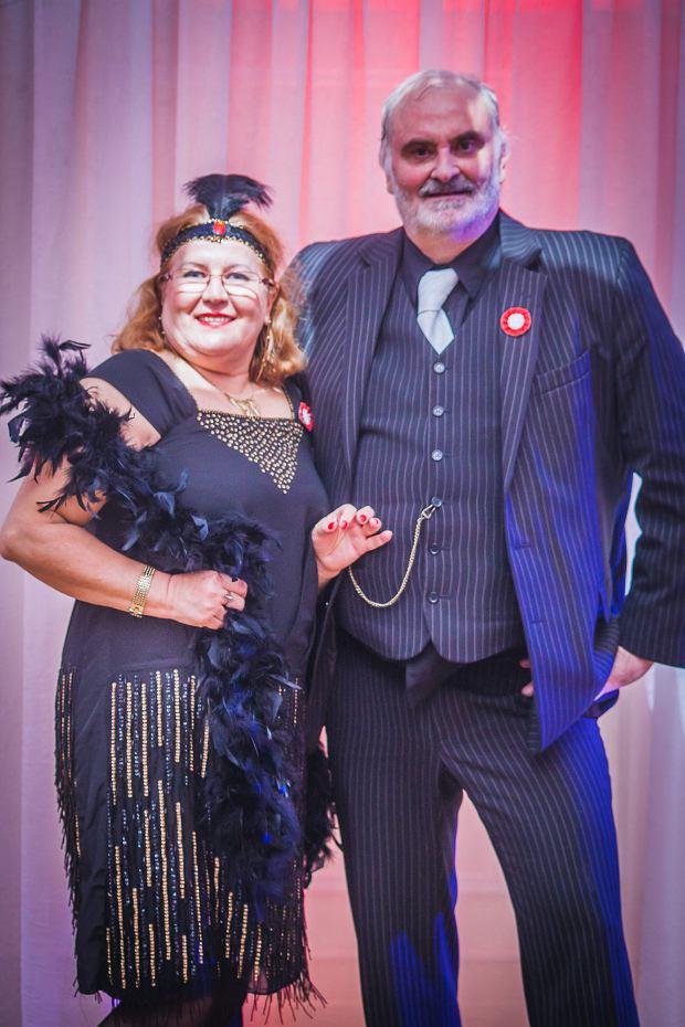 Zdjęcie numer 75 w galerii - Bawili się na wielkim balu