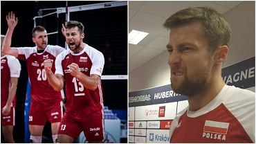 Michał Kubiak po meczu z Azerbejdżanem w Krakowie