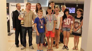 Młodzi szachiści z Opola