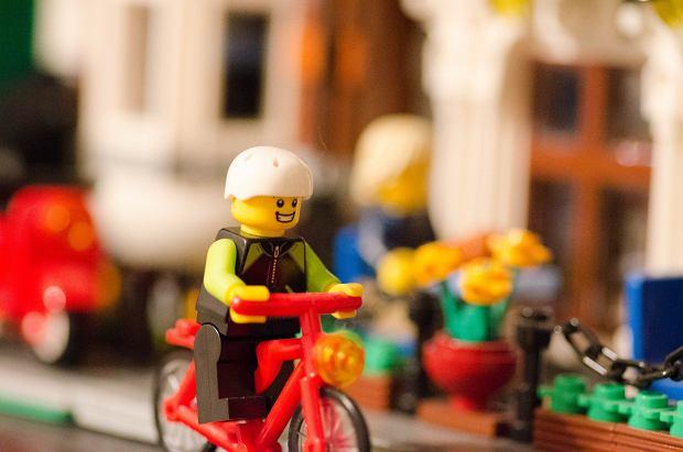 Klocki LEGO na prezent