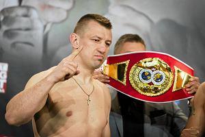 Tomasz Adamek wraca na ostatnią walkę, ale będzie musiał oddać pieniądze
