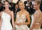 19 kreacji z Met Gala 2016, które wyglądały jak... suknie ślubne. Która gwiazda mogłaby zainspirować przyszłe panny młode?