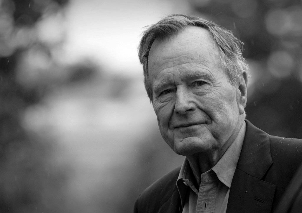 George W. Bush,George H. Bush