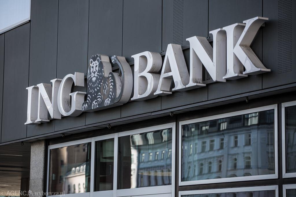Oddział banku ING Bank Śląski
