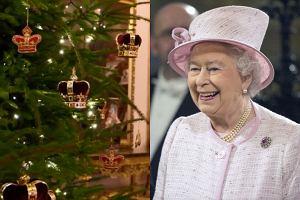 Królowa Elżbieta II uwielbia świąteczne dekoracje