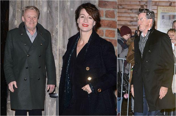 Zdjęcie numer 0 w galerii - Gwiazdy na kolacji u prezydenta Wrocławia. Przyleciał też znany zagraniczny aktor