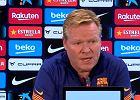 Ronald Koeman został zapytany o debiut Luisa Suareza w Atletico Madryt