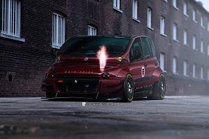Pontiac Aztek i Fiat Multipla   Brzydkie kaczątka