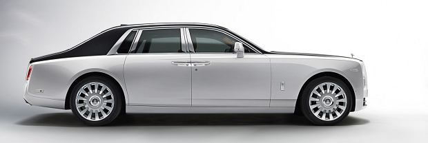 Rolls-Royce Phantom 2017