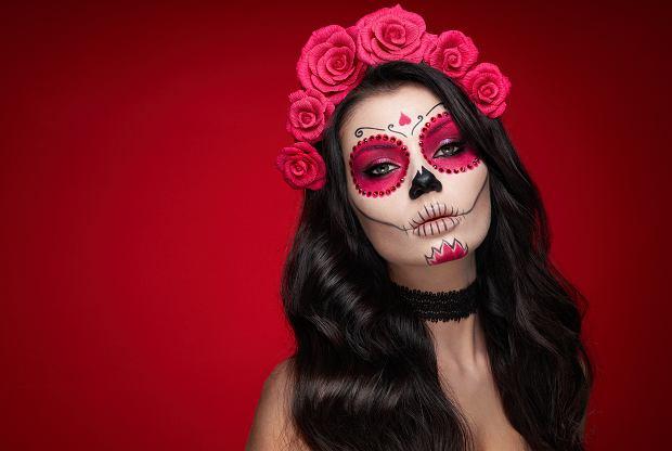 Makijaż na Halloween nie musi być trudny, zobaczcie sami
