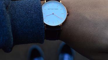 zegarek (zdj. ilustracyjne)