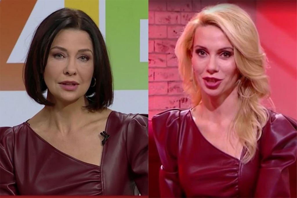 Małgorzata Opczowska, Anna Popek