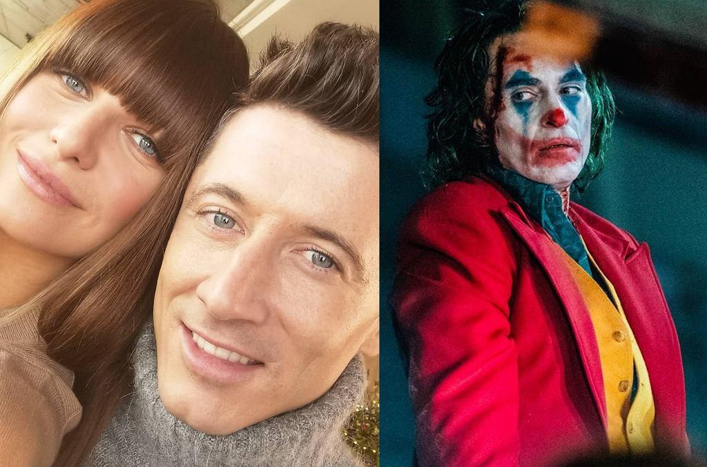 Anna Lewandowska, Robert Lewandowski, Joker