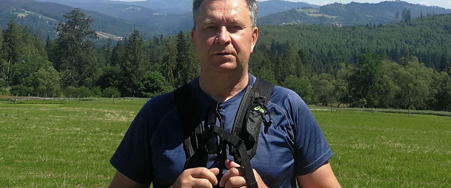Sławomir Moczydłowski, psycholog i dyrektor Młodzieżowego Centrum Edukacji i Readaptacji Społecznej w Goniądzu (fot. Archiwum prywatne)