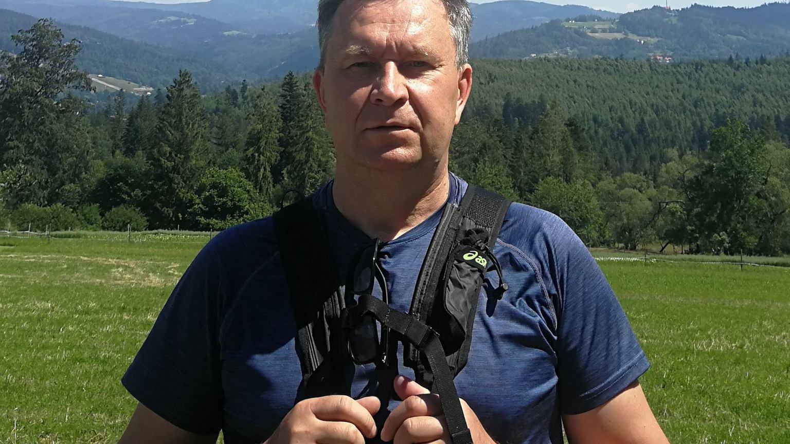 Sławomir Moczydłowski, psycholog i dyrektor Młodzieżowego Centrum Edukacji i Readaptacji Społecznej w Goniądzu