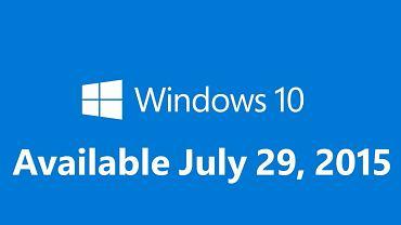 Windows 10 - data premiery