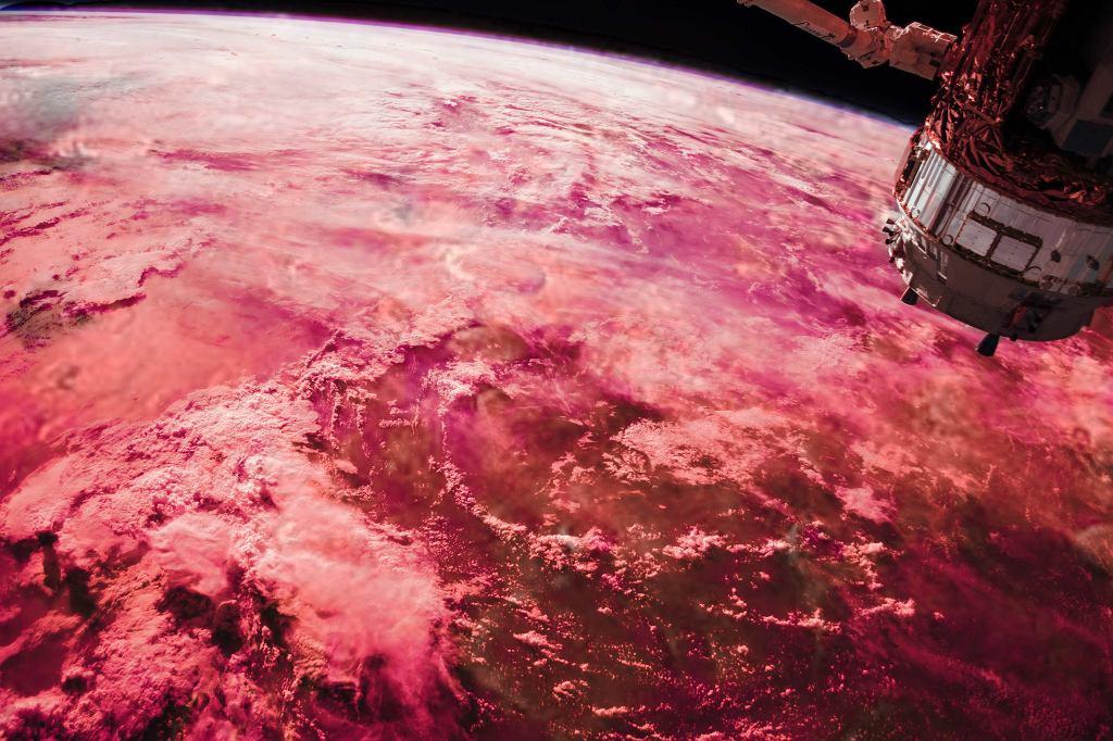 Czy tak będzie wyglądać Mars po terraformowaniu?