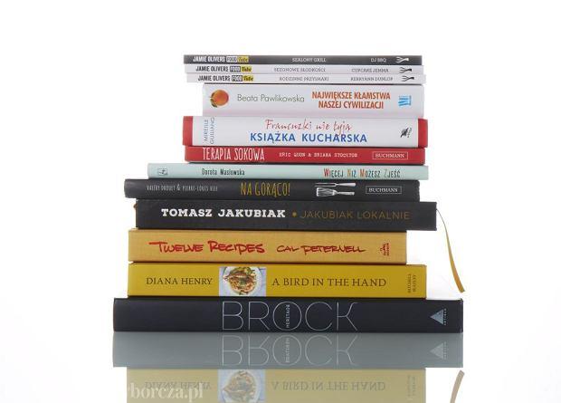 Książki kulinarne na czerwiec