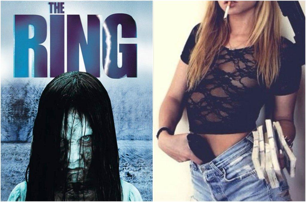 Daveigh Chase w 2002 roku zagrała w remake'u kultowego horroru