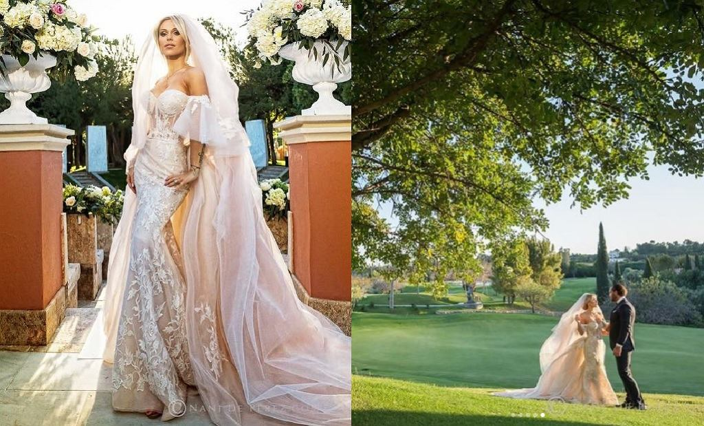Doda wzięła ślub w sukni domu mody Berta