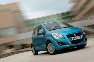 Suzuki Splash od 41 900 zł