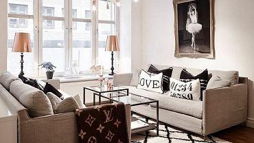 Skandynawskie mieszkanie