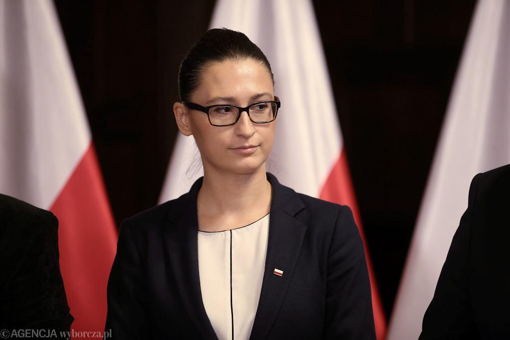 Małgorzata Golińska.