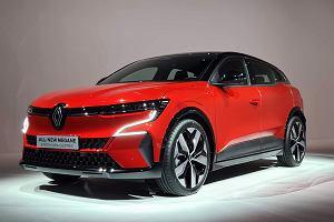 Elektryczne Renault Megane E-TECH jest wycelowane w Volkswagena. Francuzi chcą zmienić układ sił