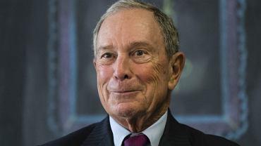 Michael Bloomberg zapowiedział start w wyborach prezydenckich