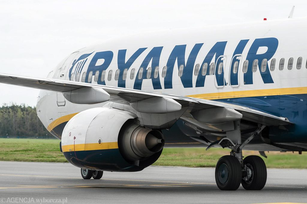 Promocja w Ryanair. Skorzystaj z ciekawej oferty