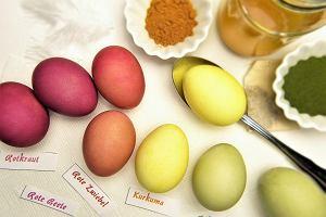 Naturalne barwniki do jajek - z czego je zrobić?