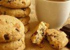 Ciasteczna pieguski z wiórkami kokosowymi - Zdjęcia