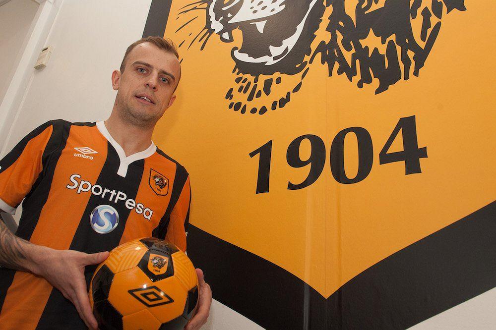 Kamil Grosicki w Hull City