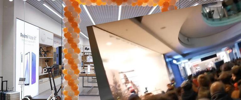 Xiaomi wstrzymało promocję w Warszawie. Mamy komentarz firmy