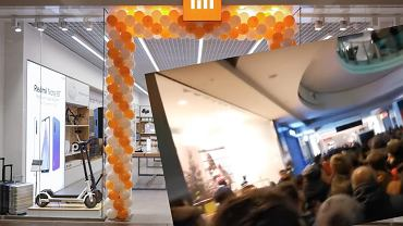 Tłumy na promocji Xiaomi w Warszawie. Sklep w Galerii Mokotów trzeba było zamknąć.