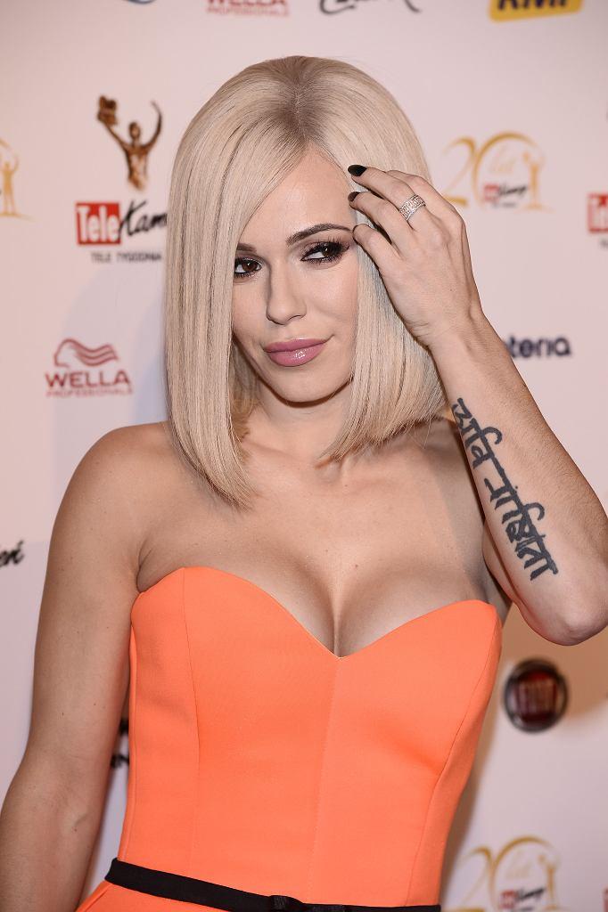 Doda żałuje swojego tatuażu na przedramieniu. 'Kochać Radek' zmieniła na 'Niezniszczalny'