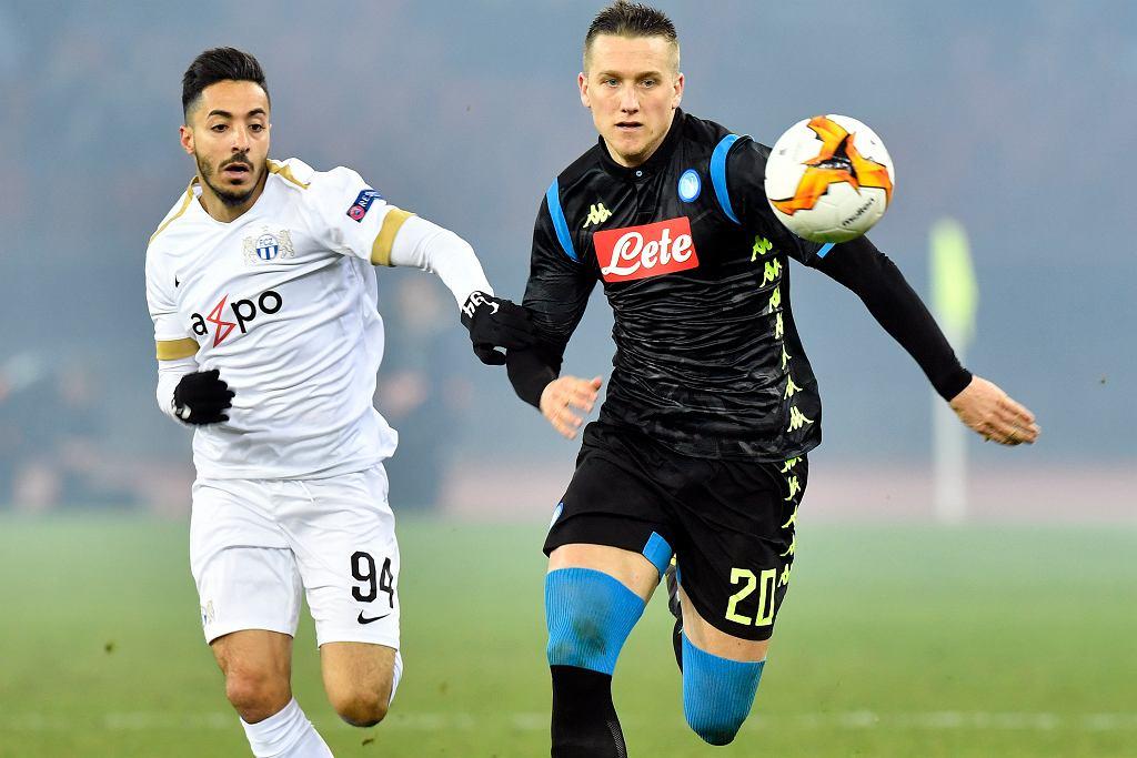 Liga Europy, 1/16 finału. Gdzie oglądać mecze Napoli i Dynama Kijów?