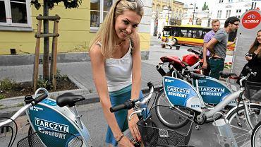 Warszawa ma rower miejski od ponad roku. W Toruniu ciągle nie może wystartować