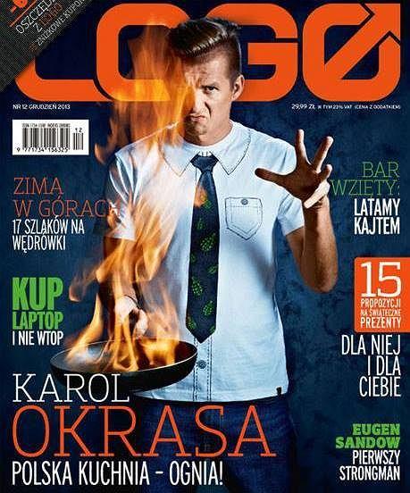 Zdjęcie numer 5 w galerii - Karol Okrasa: Dobra kuchnia? Kindziuk, nie ostrygi!