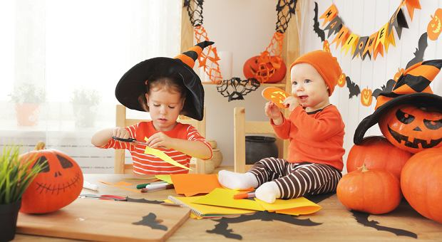 Ozdoby halloweenowe: jak udekorować mieszkanie na Halloween?