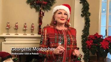 Ambasada USA z życzeniami świątecznymi dla Polaków