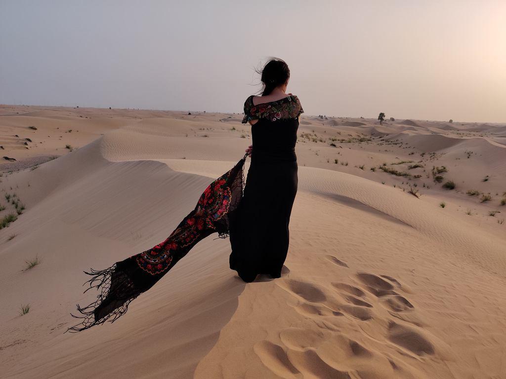 Katarzyna Pluta, mama z Dubaju