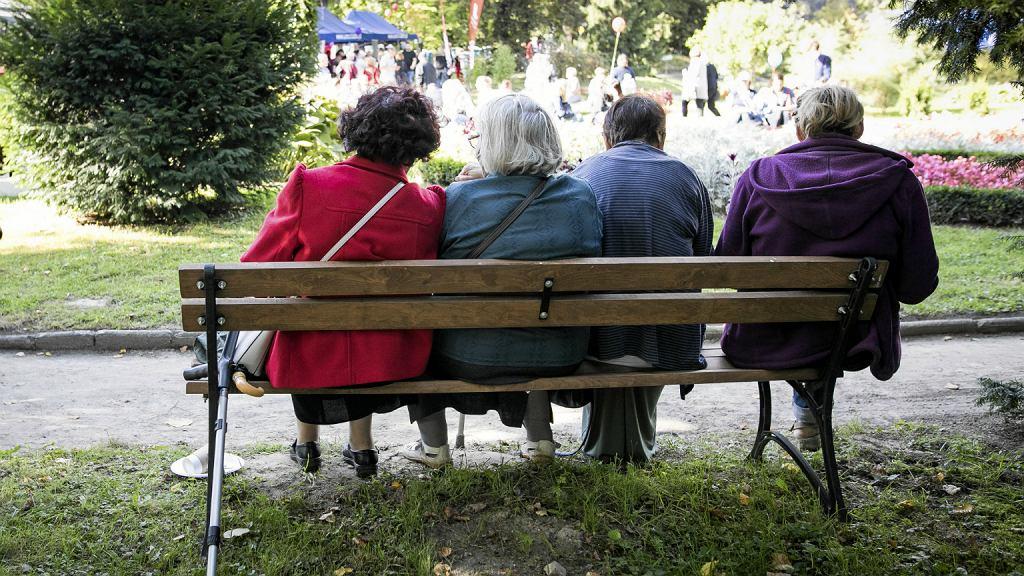 Społeczeństwo polskie się starzeje. Coraz więcej osób starszych może potrzebować wsparcia psychologicznego